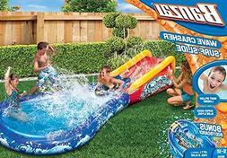 Banzai 18593 Wave Crasher Surf Slide 13 Feet Length or 396cm