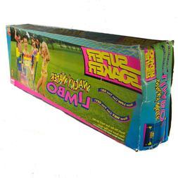 1996 Larami Super Soaker Yard Lawn Hose Play Wacky Water Lim