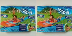 2 - H2O GO! 18ft Single Water Slides Drench Pool Inflatable