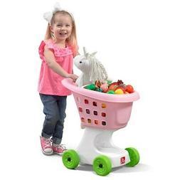 Step 2 - Little Helper's Shopping Cart