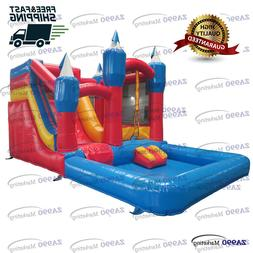 20x13x10ft outdoor inflatable castle bouncy house water