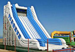 35x20x30 Inflatable Commercial Water Slide Park Bounce Castl