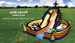 35x30x25 Commercial Inflatable Pirate Water Slide Bounce Hou