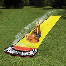 4.8m Giant Surf 'N Water Slide Fun Lawn Water Slides Pools F