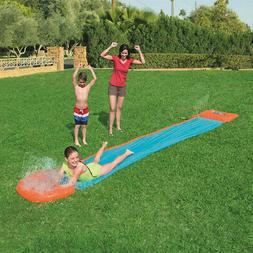5.49m Water Slide Waterslide Slip Slide Play Center Kids Sum