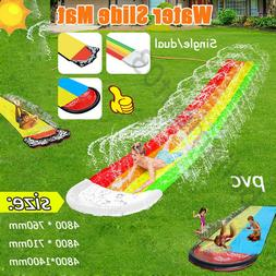50 inch Inflatable Water Slide Summer Swimming Pool Children