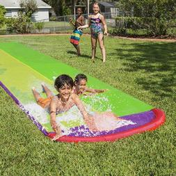 6.1M Outdoor Lawn Beach Giant Double Water Spray Surfboard K