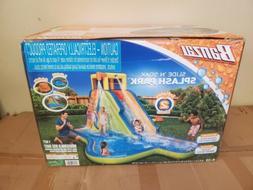 Banzai 90321 Slide N Soak Splash Park Inflatable Outdoor Kid