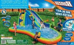 Banzai 90328 Big Blast Inflatable Outdoor Water Park Playgro
