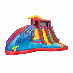Banzai 90370 Hydro Blast Inflatable Water Slide Aquatic Acti