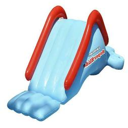 Swimline 90809 Super Water Slide Swimming Pool Inflatable To