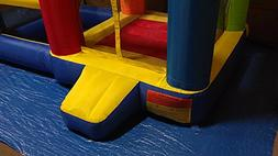 """Bounce House Only - My Bouncer Little Castle Bounce 88"""" L x"""