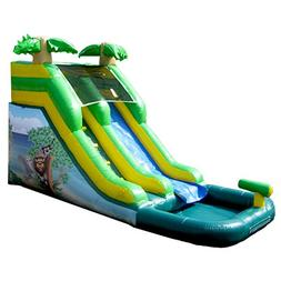JumpOrange DuraLite Hero 12' Tall Safari Slide