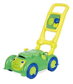 Melissa & Doug Sunny Patch Snappy Turtle Lawn Mower - Preten