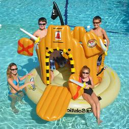 Swimline Pirate Island Pool Float