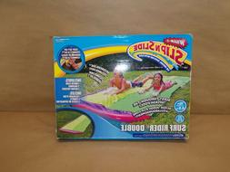 Wham-O Double Surf Rider Slide! Slip N Slide Blast Through S
