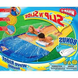 Wham-O Double Wave Rider with 2 Boogie Boards