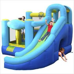 Bounceland Adventure House with Climbing Wall45; Yellow47; G