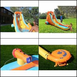 AMAZING Water Park Activities Inflatable with Slide for Kids