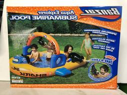 Banzai Aqua Explorer Inflatable Submarine Pool