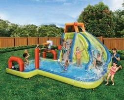 🌞💦Banzai Aqua Sports Water Park Inflatable Kids Aquati