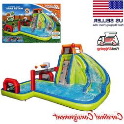 💦☀️Banzai Aqua Sports Water Park w/ 3 Sports Balls, R