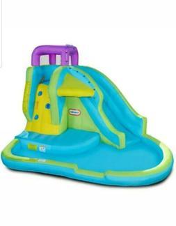 Little Tikes Kids Backyard Fun Inflatable Splash Pool Water