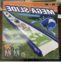 WOW Sports Backyard Mega Water Slide 25'X6'