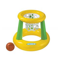 Kids Backyard Teens Floating Intex Basketball Game Hoops Poo