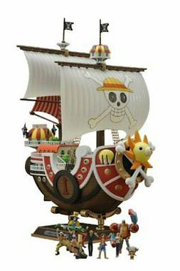 Bandai Hobby Thousand Sunny Model Ship One Piece New World V