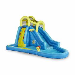 Banzai Big Blast Inflatable Outdoor Water Park and Cannon Sp