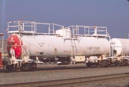 BNSF 933002 WATER CAR WISHRAM WA ORIGINAL SLIDE 08-24-15 T9-