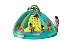 Brand New Little Tikes Rocky Mountain River Race Infatable S