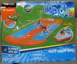 brand new water slide 18 ft long