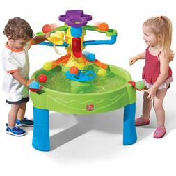 Step2 Busy Ball Play Table Ten Balls and Scoop Included For