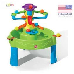 Step2 Busy Ball Play Table Water Toy Toddler Outdoor Play Ac