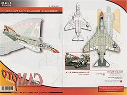 CAMP48014 1:48 CAM Pro Decals - F-4J Phantom II VMFA-235 Dea