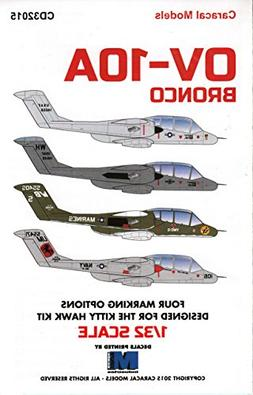 CARCD32015 1:32 Caracal Models Decals - OV-10A Bronco