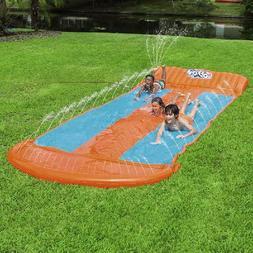 Climber H2OGO! Water Slide, Triple Lane Outdoor Play