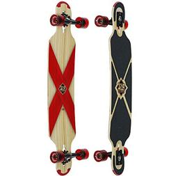 "DB Longboards CoreFlex Compound V2 42"" Flex 2 Bamboo Fibergl"