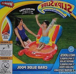 Slip 'N Slide Crab Splash Pool