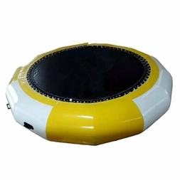 Crazy Pool Toy 3m Diameter Inflatable Jumping Bouncer Water