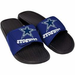 Dallas Cowboys Mens Sandals NFL Slide Legacy Water Shoes Fli