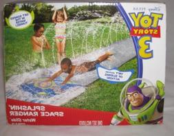 Disneys Pixar Toy Story 3 Water Slide Buzz Woody Waters