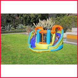 Sportspower Double Slide and Bounce, Age: 3-8 years