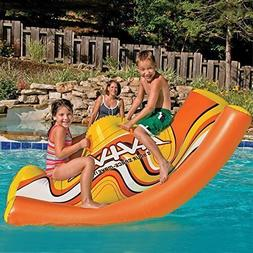 Kids Durable Inflatable See-Saw Pool Toys. Inflatable Floats