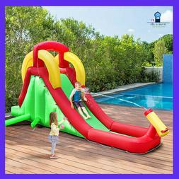 Banzai Falls Sidewinder Inflatable Outdoor Inflatable Kids W