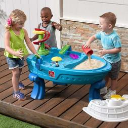 Step2 Fiesta Cruise Sand & Water Summer Center Water Table,