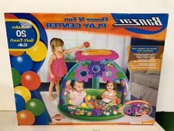 Banzai Flower N' Fun Play Center Baby / Kid Ball Pit / pool