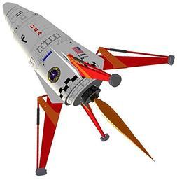 SEMROC Flying Model Rocket Kit Mars Lander KV-54